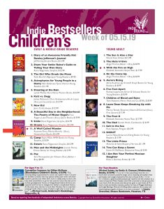 Indie Bestsellers Children's List