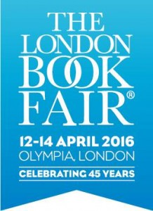 The London Book Fair Logo 2016